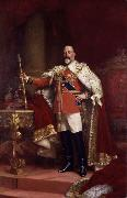 Luke Fildes Edward VII (mk25) oil painting picture wholesale