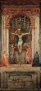 MASACCIO The Holy Trinity (nn03) oil painting picture wholesale