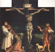 Matthias  Grunewald The Crucifixion (nn03) oil painting picture wholesale