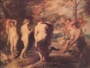 Peter Paul Rubens The Judgement of Paris (nn03) oil painting picture wholesale