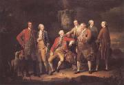 Richard Brompton The Duke of York with his Entourage in the Veneto (mk25) oil painting picture wholesale
