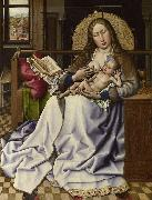 Robert Campin The Virgin and Child before a Fire-screen (nn03) oil painting picture wholesale