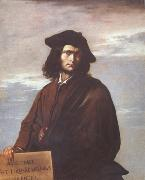 Salvator Rosa self-Portrait (nn03) oil painting picture wholesale