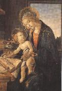 Sandro Botticelli Madonna and child or Madonna of the Bood (mk36) oil painting picture wholesale