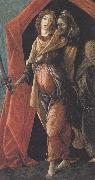 Sandro Botticelli Judith with the Head of Holofernes (mk36) oil painting picture wholesale