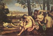 Sebastiano del Piombo The Death of Adonis (nn03) oil painting picture wholesale