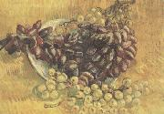 Vincent Van Gogh Still life wtih Grapes (nn04) oil painting picture wholesale