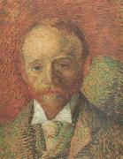 Vincent Van Gogh Portrait of the Art Dealer Alexander Reid (nn04) oil painting picture wholesale