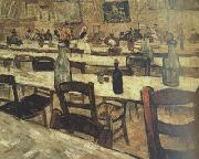 Vincent Van Gogh Interior of a Restaurant in Arles (nn04) oil painting picture wholesale
