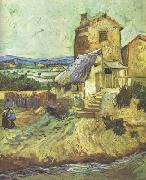 Vincent Van Gogh The Old Mill (nn04) oil painting picture wholesale