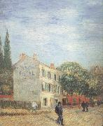 Vincent Van Gogh The Rispal Restaurant at Asnieres (nn040 oil painting picture wholesale