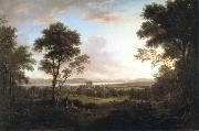Alexander Nasmyth Castle Huntly. oil painting