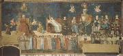 Ambrogio Lorenzetti Allegory of Good and Bad Government oil painting picture wholesale