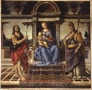 Andrea del Verrocchio Madonna di Piazza oil painting picture wholesale