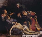 Annibale Carracci The Lamentation of Christ oil