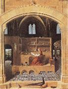 Antonello da Messina St Jerome in His Study oil painting picture wholesale