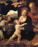 Barend van Orley Holy Family oil painting picture wholesale