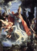 COELLO, Claudio Triumph ot St.Augustine oil painting picture wholesale