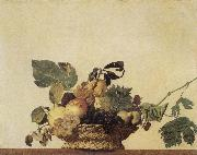Caravaggio Basket of Fruit oil painting picture wholesale