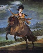 Diego Velazquez Prince Baltassar Carlos,Equestrian oil painting picture wholesale