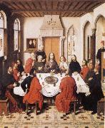 Dieric Bouts Last Supper oil painting picture wholesale