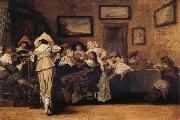 Dirck Hals Merry Company oil painting picture wholesale