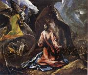 El Greco The Agony in the Garden oil painting picture wholesale