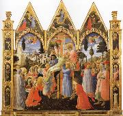 Fra Angelico Deposition oil painting picture wholesale