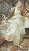 Fra Filippo Lippi Details of Herod's Feast oil painting picture wholesale