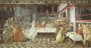 Fra Filippo Lippi Herod's Feast oil painting picture wholesale