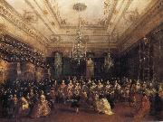 Francesco Guardi Venetian Gala Concert oil painting picture wholesale