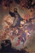 Francisco de Herrera the Younger Stigmatization of St.Francis oil painting picture wholesale