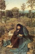 Geertgen Tot Sint Jans St.john the Baptist in the Wilderness oil painting picture wholesale