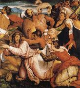 Jacopo Bassano The Procession to Calvary oil painting picture wholesale