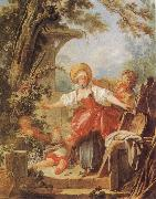 Jean Honore Fragonard Blind Man's Buff oil painting picture wholesale