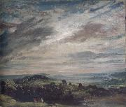 John Constable View from Hampstead Heath,Looking towards Harrow August 1821 oil painting picture wholesale