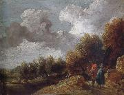 John Constable Landscape after Teniers oil painting picture wholesale