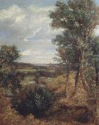 John Constable Dedham Vale oil painting picture wholesale