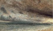 John Constable Stormy Sea oil painting picture wholesale