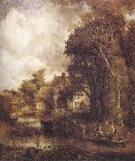 John Constable The Valley Farm oil painting picture wholesale