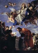 Juan Martin Cabezalero Assumption ofthe Virgin oil painting picture wholesale