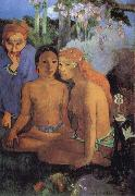 Paul Gauguin Contes barbares oil painting picture wholesale