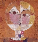 Paul Klee Senecio oil painting picture wholesale