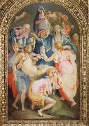 Pontormo, Jacopo Deposition oil painting picture wholesale