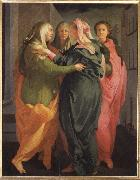Pontormo, Jacopo Visitation oil painting picture wholesale
