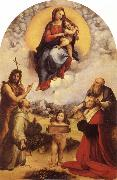 Raphael Madonna di Foligno oil painting picture wholesale