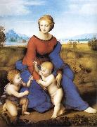 Raphael Madonna of the Meadows oil painting picture wholesale