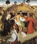 Roger Van Der Weyden Entombment oil painting picture wholesale