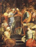 Rosso Fiorentino Marriage of the Virgin Mary oil painting picture wholesale