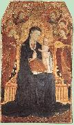 SASSETTA Virgin and Child Adored by Six Angels oil painting picture wholesale